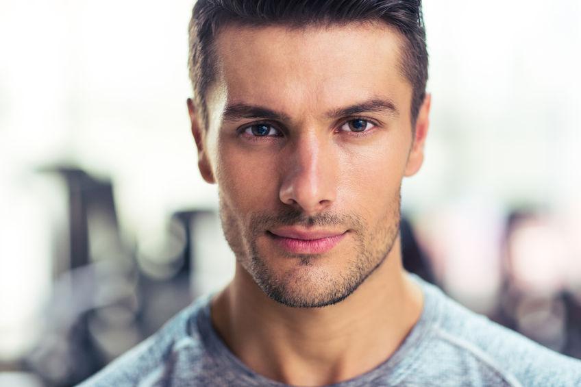 Botoxbehandlung gegen Falten bei Männern