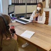 Radiointerview Jugendredaktion Dein LiFE